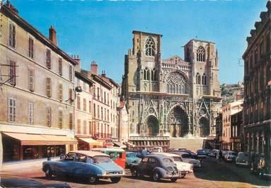 """CPSM FRANCE 38 """" Vienne """" / CITROEN DS"""