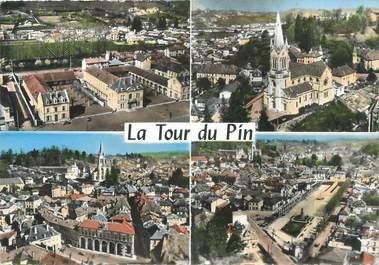 """CPSM FRANCE 38 """" La Tour du Pin """""""