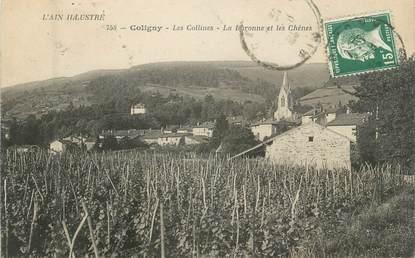 "CPA FRANCE 01 "" Coligny """