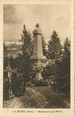 "38 Isere CPA FRANCE 38 "" La Mure, monument aux morts """