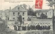"78 Yveline CPA FRANCE 78 ""Versailles, Institution Baudiquey Postel"""