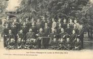"""09 Ariege CPA FRANCE 09 """"Foix, les Elèves d'Espagne du Lycée, 1911"""""""