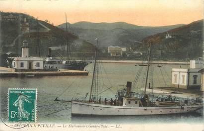 "CPA ALGERIE ""Philippeville"""