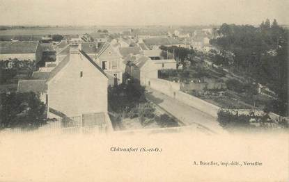 "CPA FRANCE 78 ""Chateaufort """