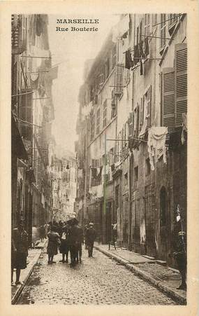 "CPA FRANCE 13 ""Marseille, Rue Bouterie"""