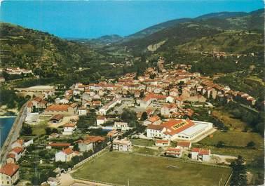 """CPSM FRANCE 07 """" Lamastre en Vivarais """" / STADE"""