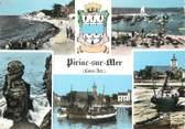 """44 Loire Atlantique / CPSM FRANCE 44 """"Piriac sur Mer"""" / BATEAU / PÊCHE"""