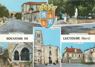 """CPSM FRANCE 32 """" Lectoure """""""
