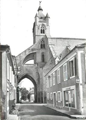 """CPSM FRANCE 32 """" Mirande, église """""""