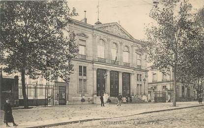 """CPA FRANCE 92 """" Courbevoie, Mairie """""""