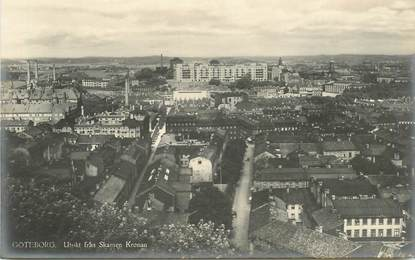 """CPA SUEDE """"Göteborg"""""""