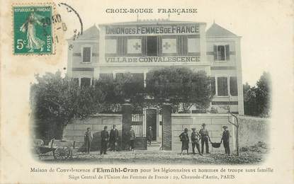 Cpa algerie maison de convalescence d 39 ekm hl oran for Acheter maison algerie