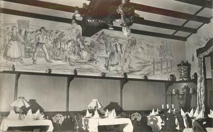 """CPSM FRANCE 67 """"Obernai, Restaurant Relais de la bonne Chere"""""""