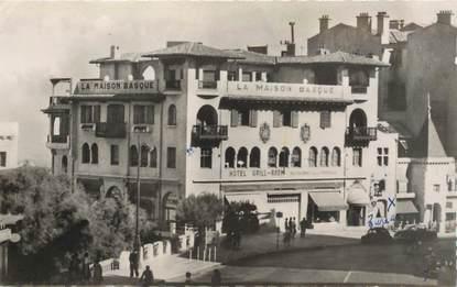 """CPSM FRANCE 64 """"Biarritz, Hotel la Maison Basque"""""""