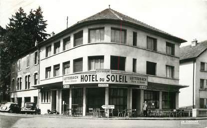 "CPSM FRANCE 90 ""Giromagny, Hotel du Soleil"""