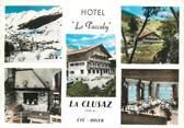 """74 Haute Savoie CPSM FRANCE 74 """"La Clusaz, Le Paccaly"""""""