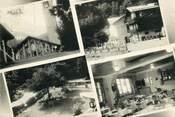 """74 Haute Savoie CPSM FRANCE 74 """"La Sapiniere, Hotel restaurant, le Plateau d'Assy"""""""