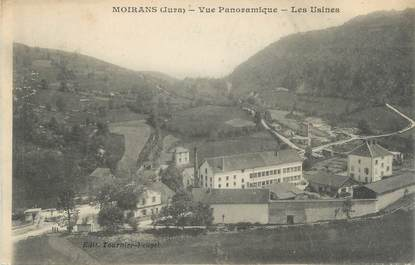 """CPA FRANCE 39 """"Moirans, vue panoramique"""""""
