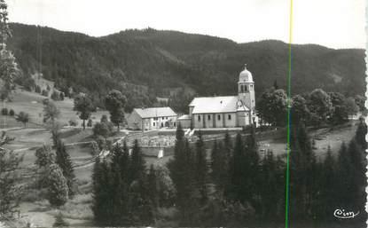 """CPSM FRANCE 39 """"Bellefontaine, l'église"""""""