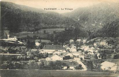 "CPA FRANCE 25 ""Vaufrey, le village"""