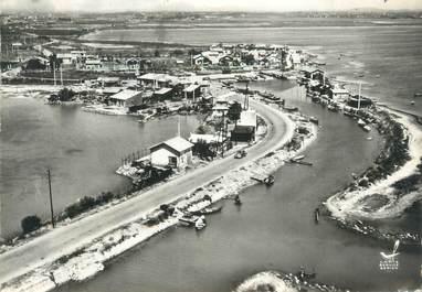 """CPSM FRANCE 34 """"Carnon Plage, le port de pêche"""""""