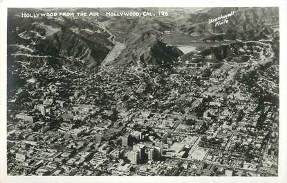 "CPA USA ""Californie, Hollywood"""