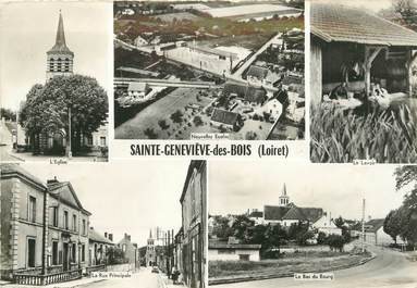 """/ CPSM FRANCE 45 """"Sainte Geneviève des Bois"""""""