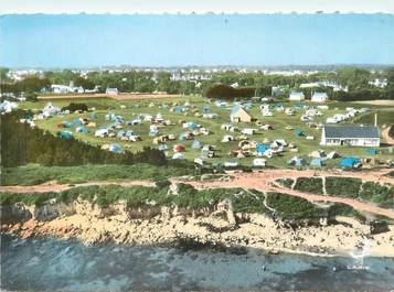 """CPSM FRANCE 29 """"Bénodet, camping de la pointe Saint Gilles"""""""