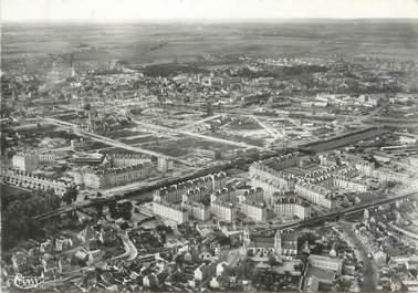 """CPSM FRANCE 14 """"Caen, vue aérienne sur Vaucelles"""""""