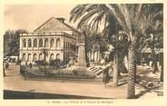 """Algerie CPA ALGERIE """"Bone, le théâtre"""""""