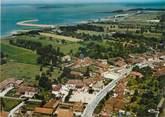 """10 Aube CPSM FRANCE 10 """"Mesnil Saint Pere, le village et le lac"""""""