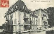 "88 Vosge CPA FRANCE 88 ""Vittel, Central Hôtel """