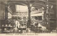 "67 Ba Rhin / CPA FRANCE 67 ""Strabourg, grande brasserie restaurant Piton"""