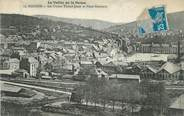 "08 Ardenne CPA FRANCE 08 ""Nouzon, les usines Thomé Jenot et place Gambetta"""