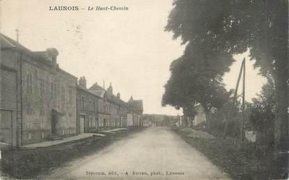 """CPA FRANCE 08 """"Launois, le haut chemin"""""""