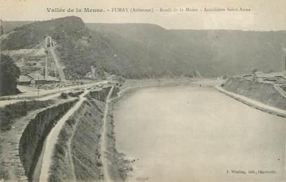 "CPA FRANCE 08 ""Fumay, bords de la Meuse"""