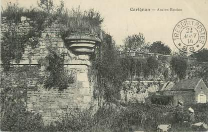"CPA FRANCE 08 ""Carignan, ancien Bastion"""