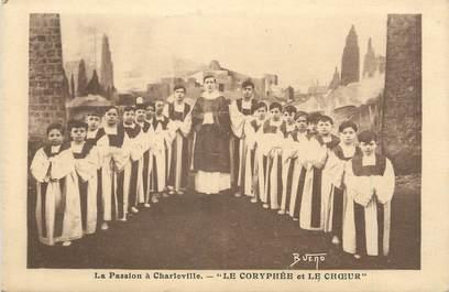 """CPA FRANCE 08 """"Charleville, le coryphée et le choeur"""""""