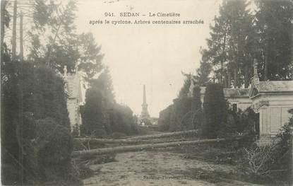 "CPA FRANCE 08 ""Sedan, le cimetière"""