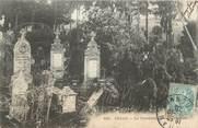 """08 Ardenne CPA FRANCE 08 """"Sedan, le cimetière """""""