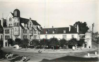 "CPSM FRANCE 27 ""Vernon, Hotel de Strasbourg"""