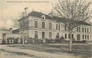 """16 Charente CPA FRANCE 16 """"Rouillac, école primaire supérieure de garçons"""""""