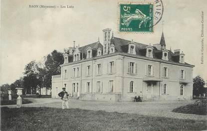 "/ CPA FRANCE 53 ""Daon, les Lutz"""