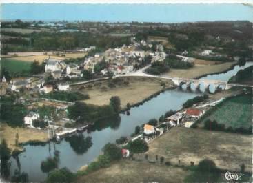 """/ CPSM FRANCE 53 """"Saint Jean sur Mayenne"""""""