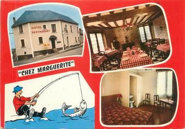 "/ CPSM FRANCE 53 ""Daon, hôtel restaurant, auberge Saint Marguerite"""