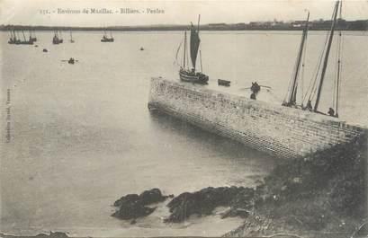 """/ CPA FRANCE 56 """"Billiers, Penlan"""""""