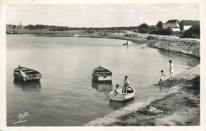 """/ CPSM FRANCE 56 """"Billiers, le port de Penlan"""""""