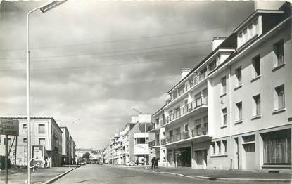"/ CPSM FRANCE 56 ""Lorient, boulevard Franchey d'Esperey """