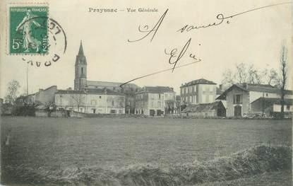 "/ CPA FRANCE 46 ""Prayssac, vue générale"""