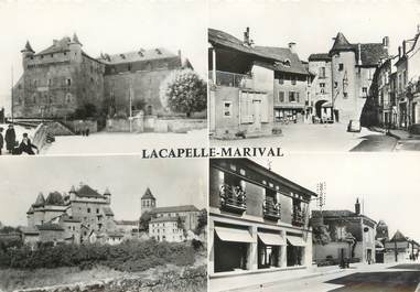 "/ CPSM FRANCE 46 ""Lacapelle Marival"""